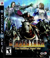 Portada oficial de Bladestorm: The Hundred Years' War para PS3