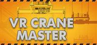 Portada oficial de VR Crane Master para PC
