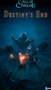 Portada oficial de Call of Cthulhu: Destiny's End para PC