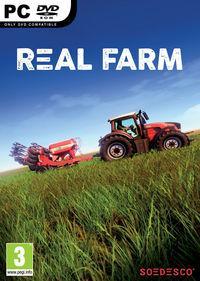 Portada oficial de Real Farm Sim para PC