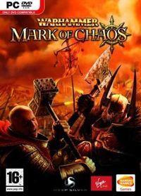 Portada oficial de Warhammer: Mark of Chaos para PC