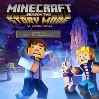 Portada oficial de Minecraft Story Mode: Season Two - Episode 2: Giant Consequences para PS4