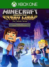 Portada oficial de Minecraft Story Mode: Season Two - Episode 2: Giant Consequences para Xbox One