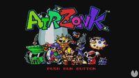 Portada oficial de Air Zonk CV para Wii U