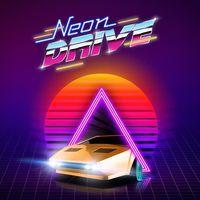 Portada oficial de Neon Drive para PS4