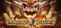 Portada oficial de Dungeons & Treasure VR para PC