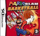 Portada oficial de Mario Slam Basketball para NDS
