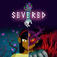 Portada oficial de Severed para Switch