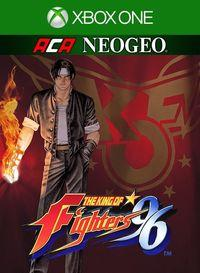 Portada oficial de NeoGeo The King of Fighters '96 para Xbox One