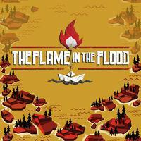 Portada oficial de The Flame in the Flood para Nintendo Switch
