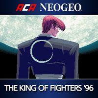 Portada oficial de NeoGeo The King of Fighters '96 para PS4