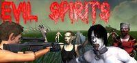 Portada oficial de Evil Spirits para PC