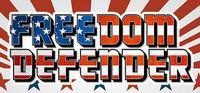 Portada oficial de Freedom Defender para PC