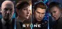 Portada oficial de The Stone para PC