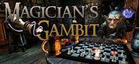 Portada oficial de Magician's Gambit para PC