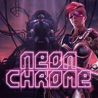 Portada oficial de Neon Chrome para Switch