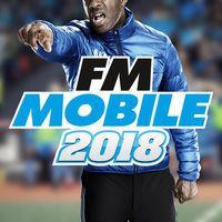 Portada oficial de Football Manager Mobile 2018 para iPhone