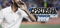 Portada oficial de Football Manager Touch 2018 para PC