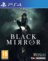 Portada oficial de Black Mirror para PS4