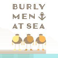 Portada oficial de Burly Men at Sea para PS4