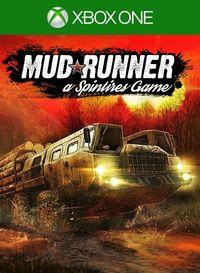 Portada oficial de Spintires: MudRunner para Xbox One