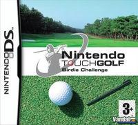 Portada oficial de Nintendo Touch Golf: Birdie Challenge para NDS