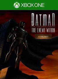 Portada oficial de Batman: The Enemy Within - Episode 2: The Pact para Xbox One