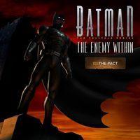 Portada oficial de Batman: The Enemy Within - Episode 2: The Pact para PS4