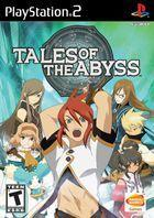 Portada oficial de Tales of the Abyss para PS2