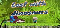 Portada oficial de Lost with Dinosaurs para PC