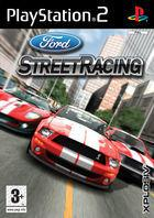 Portada oficial de Ford Street Racing para PS2