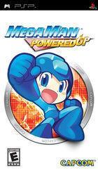 Portada oficial de Mega Man Powered Up para PSP