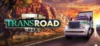 Portada oficial de TransRoad: USA para PC