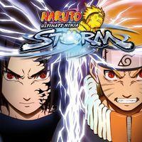 Portada oficial de Naruto: Ultimate Ninja Storm para PS4