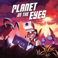Portada oficial de Planet of the Eyes para PS4