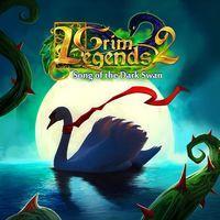 Portada oficial de Grim Legends 2: Song of the Dark Swan para PS4