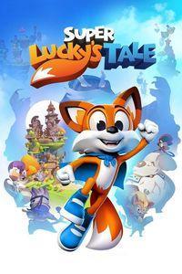 Portada oficial de Super Lucky's Tale para PC