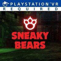 Portada oficial de Sneaky Bears para PS4