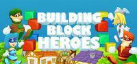 Portada oficial de Building Block Heroes para PC