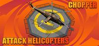 Portada oficial de Chopper: Attack helicopters para PC