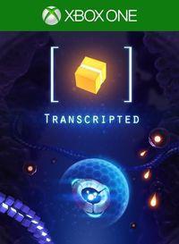 Portada oficial de Transcripted para Xbox One