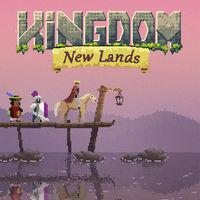 Portada oficial de Kingdom: New Lands para Switch