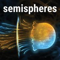 Portada oficial de Semispheres para Switch