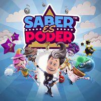 Portada oficial de Saber es Poder para PS4