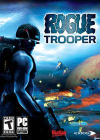 Portada oficial de Rogue Trooper para PC