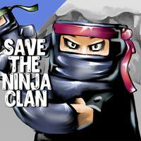 Portada oficial de Save the Ninja Clan para PS4