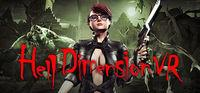 Portada oficial de Hell Dimension VR para PC