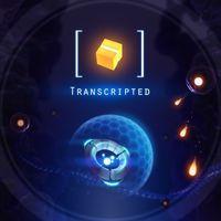 Portada oficial de Transcripted para PS4