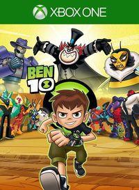 Portada oficial de Ben 10 para Xbox One