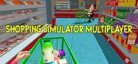 Portada oficial de Shopping Simulator Multiplayer para PC